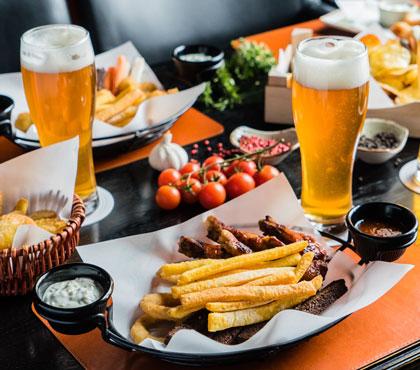 Bières & cuisine