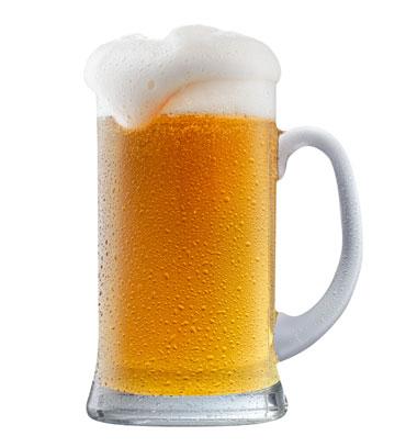 Les bières blondes